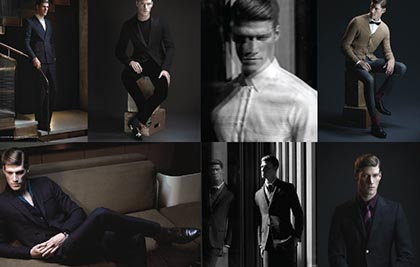Photographer: GABOR JURINA Project: EDITORIAL Client: MENS FASHION MAGAZINE